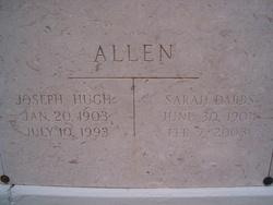Joseph Hugh Allen