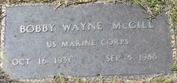 Bobby Wayne McGill
