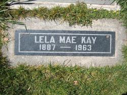 Lela Mae <i>Delaney</i> Kay