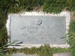 Montie F. Kay
