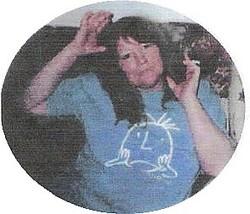 Margie Gail <i>Williford</i> Corbin