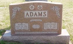 Mary C. Adams