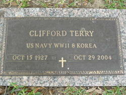 Clifford Terry