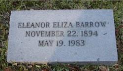 Eleanora Eliza Barrow
