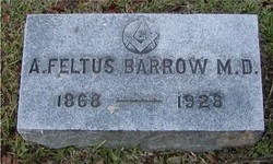Dr Abram Feltus Barrow