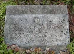 Elwyn John Barrow, Jr