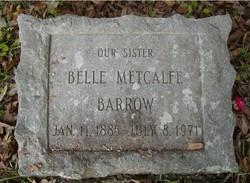 Belle Metcalfe Barrow