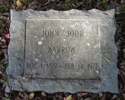 John Joor Barrow