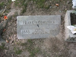 Frank A Comstock