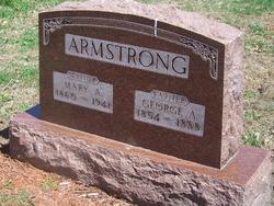 Mary Ann Corzine Armstrong