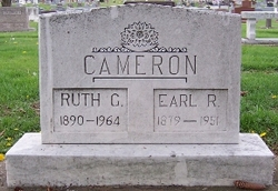 Earl Russell Cameron, Sr