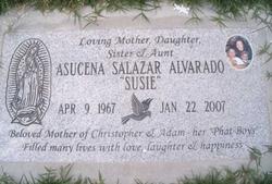 Asucena Salazar Alvarado