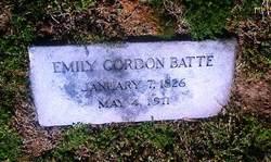Emily Gordon <i>Sanxay</i> Batte