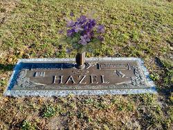 Mildred <i>Hutson</i> Hazel