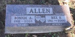 Bonnie A. <i>Green</i> Allen