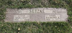 Margaret <i>Moritz</i> Setzke