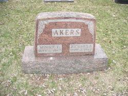 Minnie F. Akers