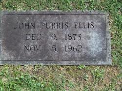 John Purris Ellis