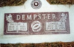 Lowell Burrill Dempster