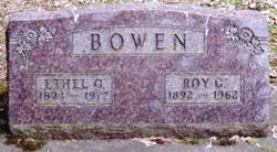 Ethel Odessia <i>Ferrier</i> Bowen