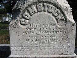 Alzina <i>Comstock</i> Stone