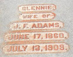 Realura Glenera (Glennie) <i>Easley</i> Adams