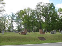 Hokes Bluff First Baptist Church Cemetery