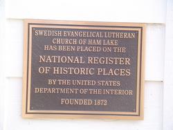 Our Saviours Lutheran Cemetery