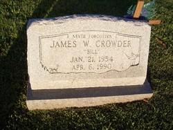 James William Bill Crowder, Jr