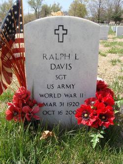 Ralph Leroy Davis