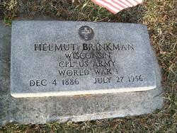 Helmuth Brinkman