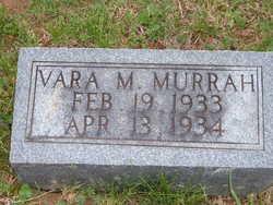 Vara M Murrah