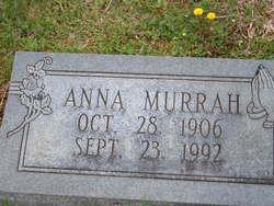 Anna W Murrah