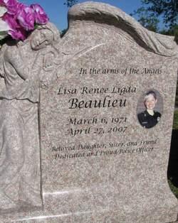 Lisa Renee <i>Ligda</i> Beaulieu