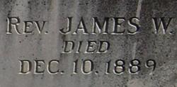 Rev James W Jaggers