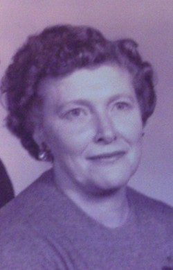Dorothy Edith <i>Ellis</i> Clinton