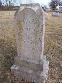 Virginia R. <i>Brown</i> Achord