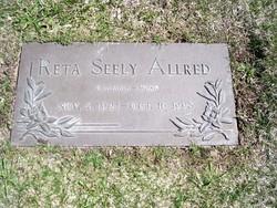 Reta <i>Seely</i> Allred