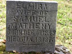 Elmira <i>Judson</i> Matheny