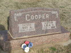 Lela <i>Houzvicka</i> Cooper