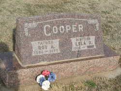 Roy A Cooper