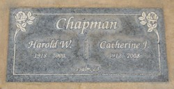Catherine Jeane Cathie <i>(Scott)</i> Chapman