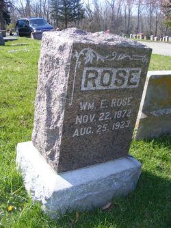 William Ernest Rose