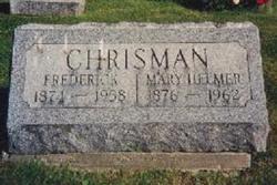 Frederick Chrisman