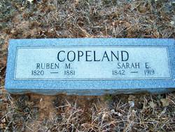 Sarah Elizabeth <i>Barbara</i> Copeland