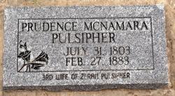 Prudence <i>McNamara</i> Pulsipher