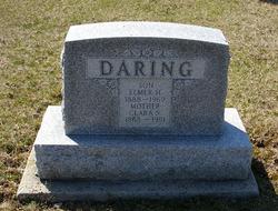 Clara S <i>Miller</i> Daring