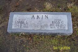 Rass C. Akin