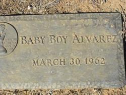 Baby Boy Alvarez