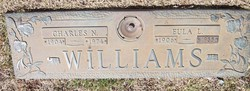 Charles Nelson Williams